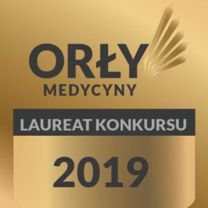 Dziękujemy Państwu za wyróżnienie! ECM Lifeclinica w gronie Laureatów Plebiscytu Orły Medycyny 2019