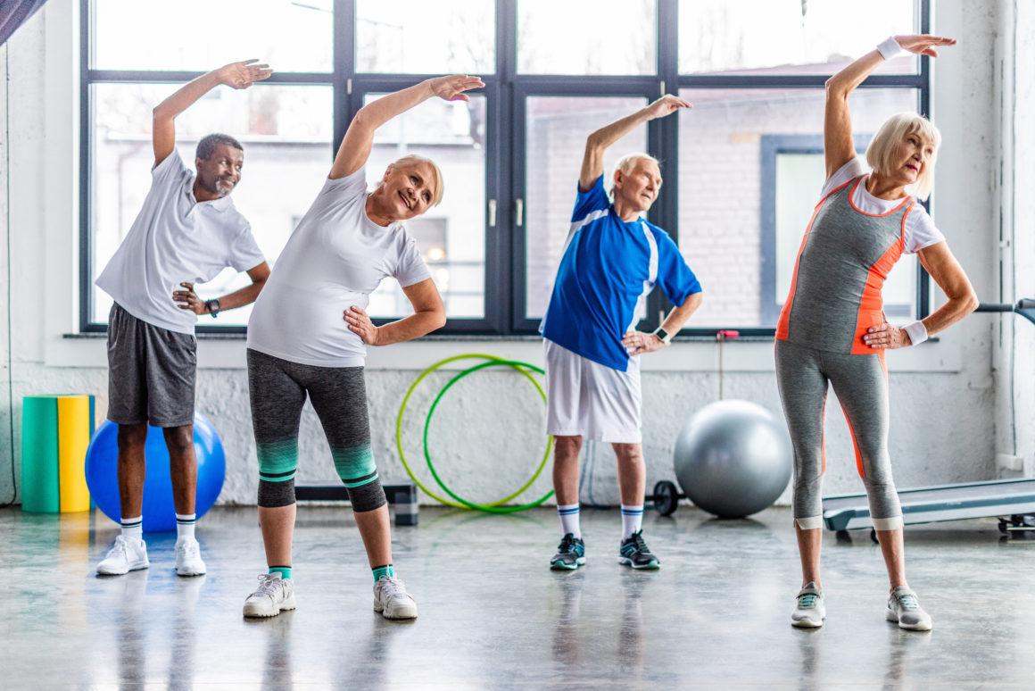Rehabilitacja dla seniorów w ECM Lifeclinica! Pakiety ćwiczeń w promocyjnej cenie!!!