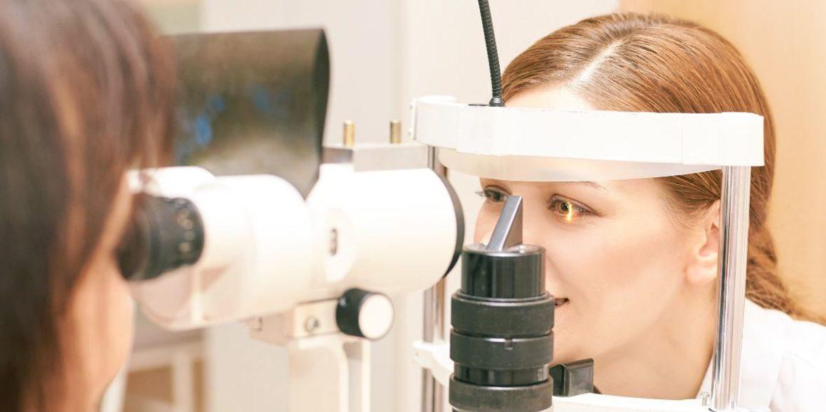 Specjalistyczne badania oczu: OCT oka, angioOCT w ECM Lifeclinica!